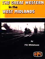 GWR in the West Midlands