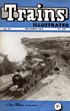 Trains Illustrated, December 1958
