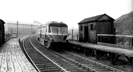 Baptist End Halt, 1956 (John Edgington)