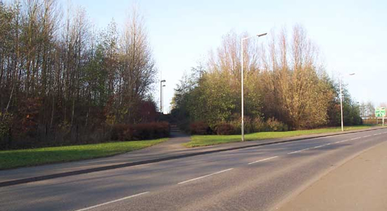 Bilston West Station site, Coleshill Road
