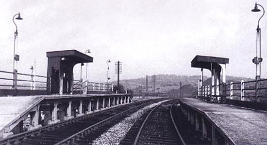 Darby End Halt, 1966 (A. Muckley)