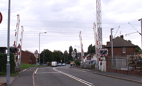 Portobello Station site, Noose Lane