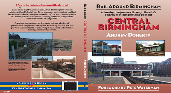 Rail Around Birmingham, Silver Link Publishing