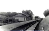 Alvechurch Station 1970