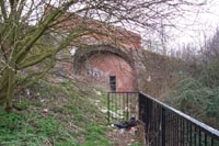 Harborne Railway tunnel mouth, Winson Green