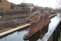 Harborne Railway bridge remains, Winson Green