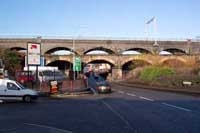 Grand Junction viaduct, Lawley Middleway