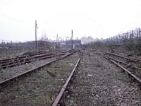 Longbridge works railway to Halesowen Junction