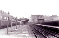 Moor Street 1950 looking to Snow Hill