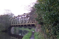 Bridge over Staffs & Worcs canal