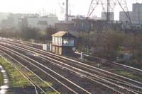 Washwood Heath Sidings No.1 signal box