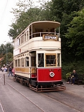 Blackpool Corporation Transport No.40