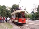 Southampton Corporation Tramways No.45