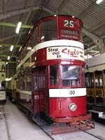 Leeds City Transport No.180