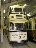 Sheffield Transport Department No.510