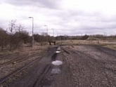 Site of loading sidings