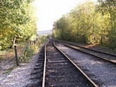 View towards Matlock mainline station