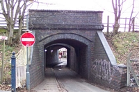 Roberts Road bridge, Acocks Green