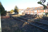 Brierley Hill station towards Round Oak