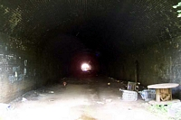 Tunnel to Central Goods