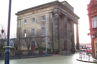 Curzon Street station building
