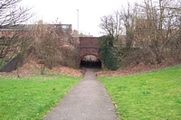 Icknield Port Road station site