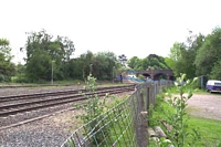 Whitacre station site