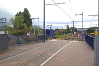 Winson Green, Outer Circle Midland Metro stop