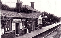 Claverdon old station