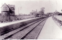Wilmcote old station