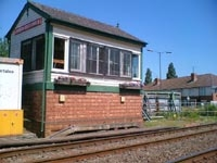 Coundon Rd Signal Box